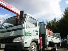 ルート回収による廃棄物の回収